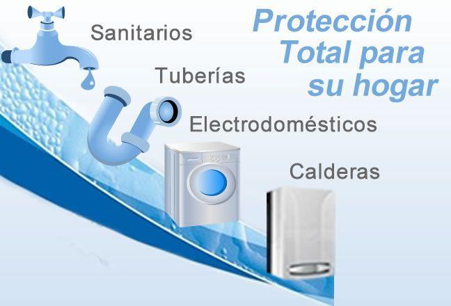 Descalcificadores antical en Alicante