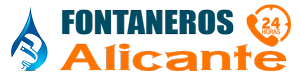 Logo Fontaneros en Alicante Urgentes 24h